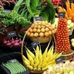 Плодовете и зеленчуците са най-подходящи за изчистване от токсините.