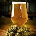 Хмел и произведената от него бира, но полезна е безалкохолната.
