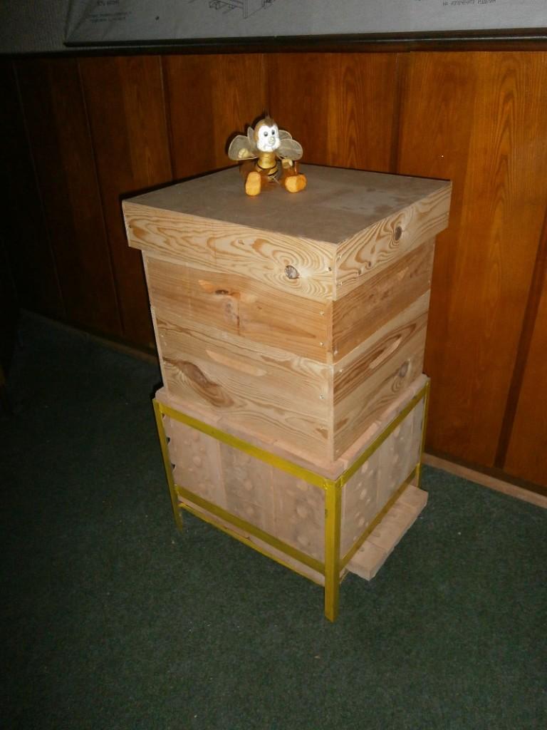 Прототип на керамичен кошер.