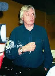 Дейвид Айк - автор на теорията на конспирацията.