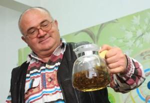Емил Елмазов ще търси билката на остров Самотраки