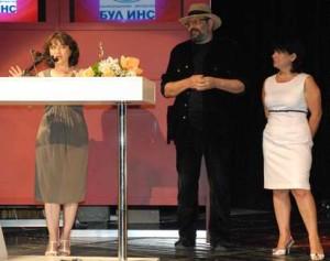 Когато Йорданка Ингилизова заговореше на аудиторията за култура, залата онемяваше
