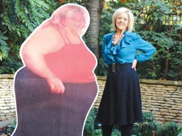 Да се стопиш с 200 кг за 9 месеца! Вижте как го направи тя!