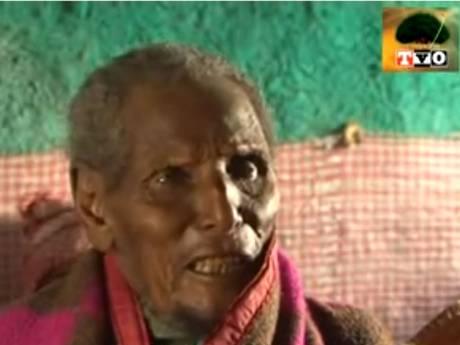 Вижте най-старият човек на света – на цели 160 години (видео)