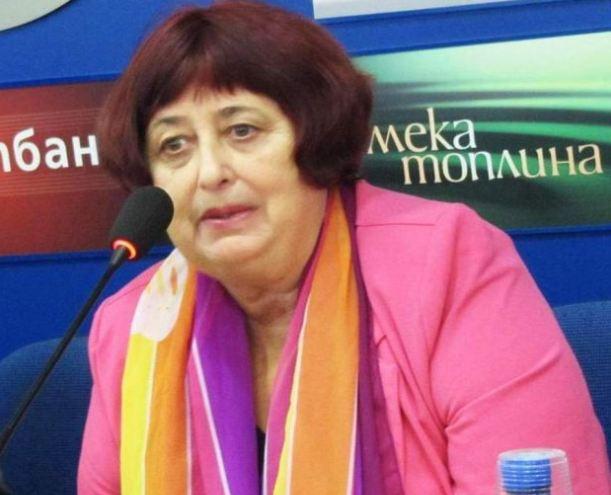 Професор Надка Бояджиева