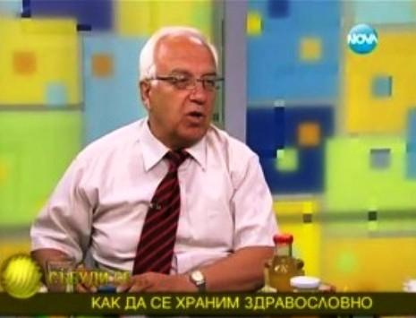 Ето как според проф. Мермерски можем да доживеем здрави до 121 години