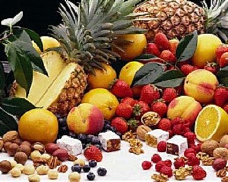 Ядките и плодовете помагат срещу рак на панкреаса и други форми на рака