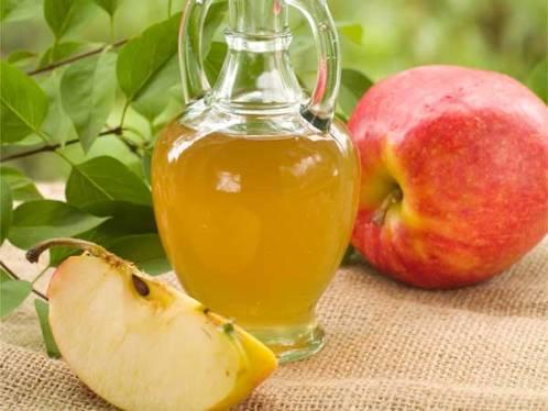 Ябълков оцет помага при полиартрит, артроза, шипове и подагра