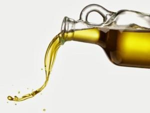 жабурене с олио