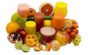 Напитка от зеленчуци и плодове полезна за здравето и срещу тумори