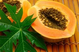 10 храни, които премахват бързо болката - папая