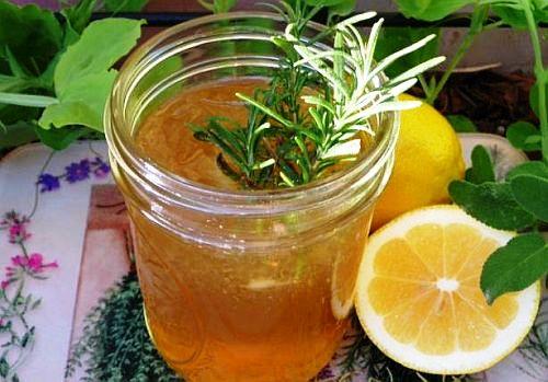 Чай от розмарин смъква килограми и оправя ниско кръвно