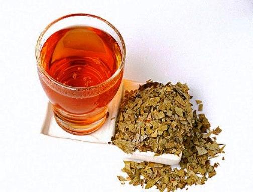 Чай от билка касия изчиства черния дроб