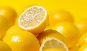 Превантивно срещу рак на гърдата - екстракт от лимон