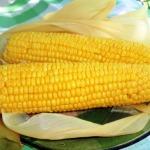 варена царевица