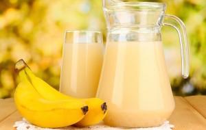 Знаете ли, че смути от банани и с други продукти е полезно за стопяване на мазнини
