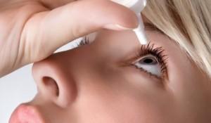 При зачервено око използвайте изписаните капки от офталмолога