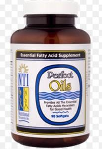 Perfect Oils на Nutritional Therapeutics помага за дерматит