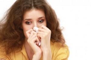 Появата на кръв от носа може да бъде плашеща