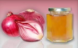 Мед и сок от лук изчиства кръвоносните съдове, влияе добре на мозъка и подобрява паметта