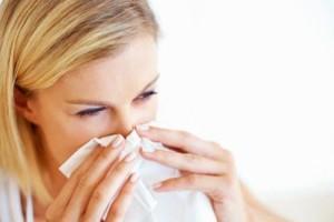 Преборете хремата с капки за нос от кислородна вода.