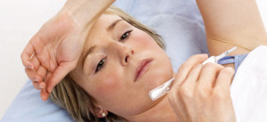 менингит температура