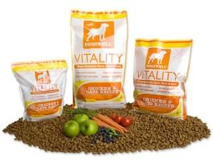 Хранителна добавка за кучета с бирена мая Vitality