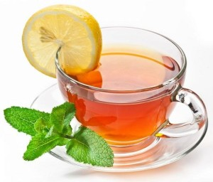 Болки в гърлото - чай