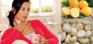 Рецепти за болки в гърлото от народната медицина и лекарства