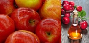 Защо се слабее с ябълков оцет?