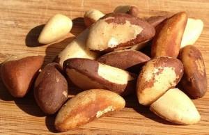 Бразилски орех - с високо съдържание на селен, това го нарежда сред най-полезните ядки
