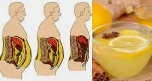 Ако искате да премахнете тлъстините по корема си, тази рецепта е точно за вас