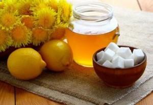 Мед и сладко от глухарчета