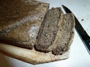 Хляб с ленено брашно – много полезен, без глутен.